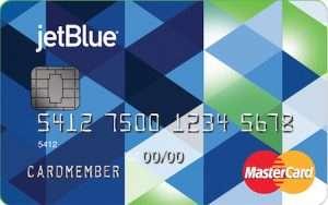 Jetblue travel card