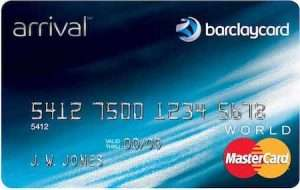 barclays travel card