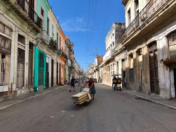 Prepare for the simple life in Havana Cuba