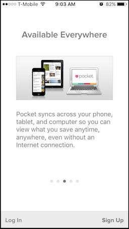 Best travel apps Pocket