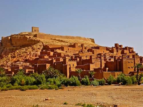 Ait Benhaddou Morocco group tour