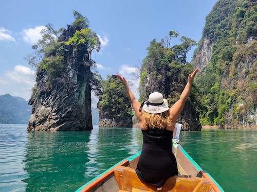 Khao Sok travel inspiration