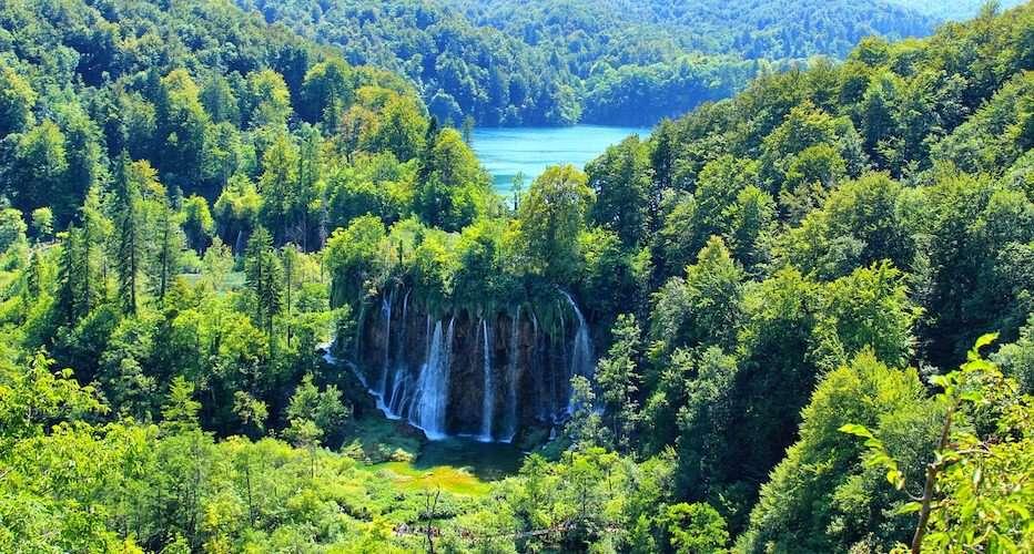Plitvice lakes national park Croatia must visit