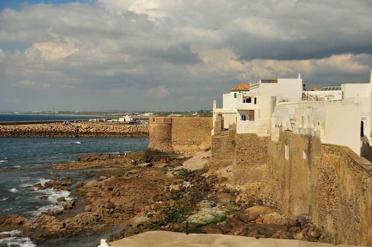Town of Asilah Morocco