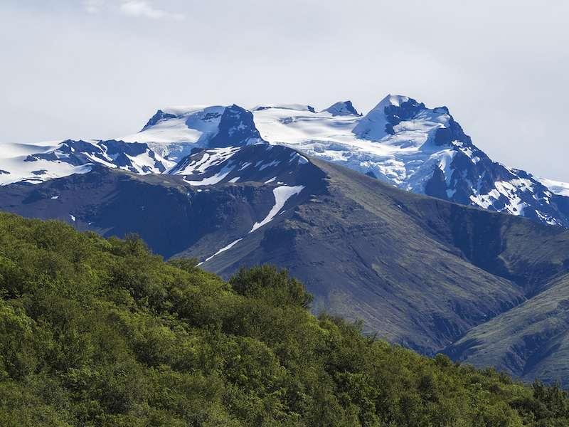 Hvannadalshnuku summit Iceland