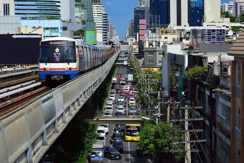 Bangkok Thailand affordable city