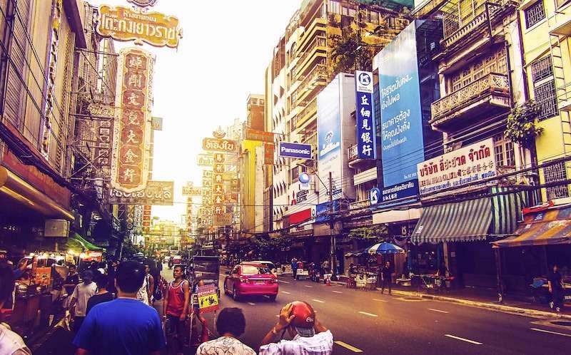 Bangkok most visited city