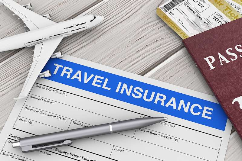 travel insurance card