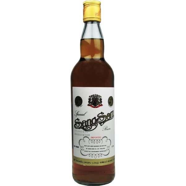 SangSom whiskey Thailand