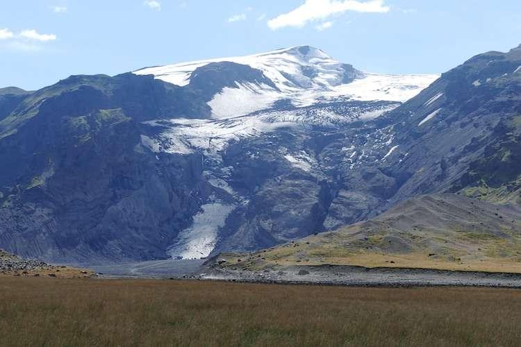 eyjafjallajökull glacier Iceland