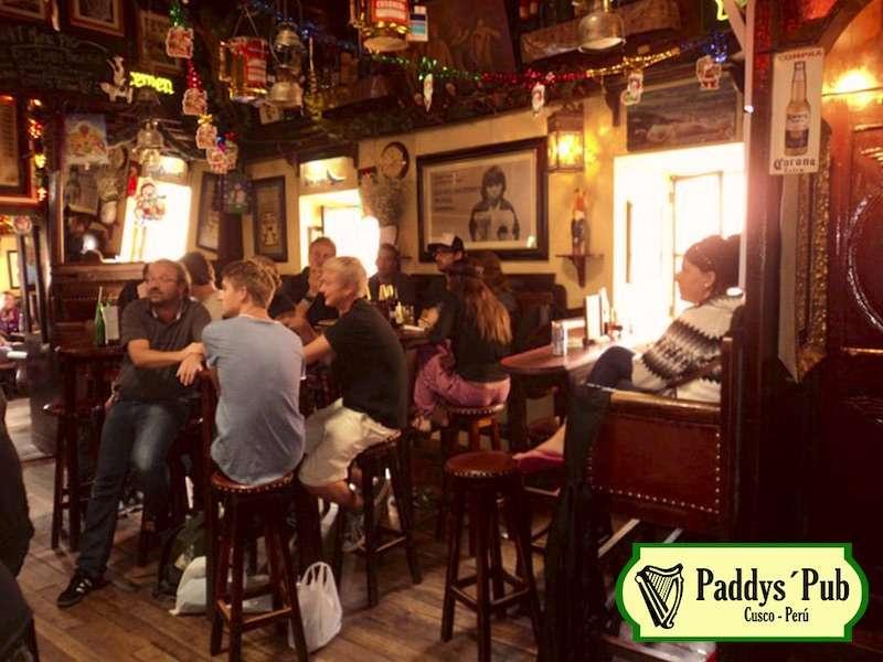 Paddy's Irish Pub Cusco