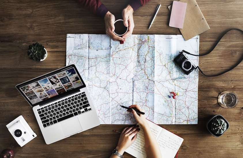 planning to travel podcast