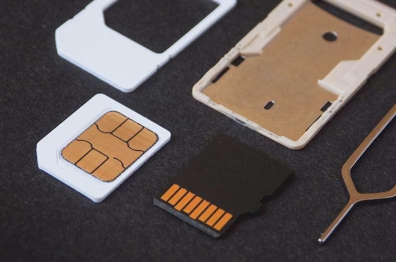 Sim card tool kit