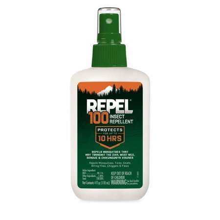 insect repellent to fight off the bugs at Machu Picchu