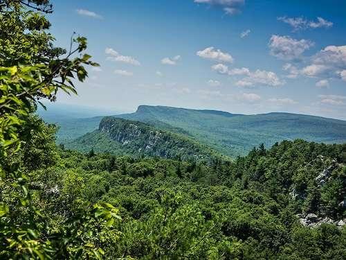 Shawangunk Mountains Catskills New York