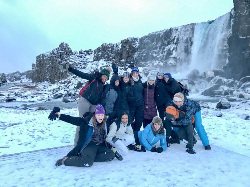 So much fun in Thingvellir